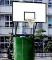 バスケットゴール防護パッド