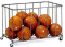 バスケット用ボール整理カゴ