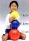 ボール(教材)ソフトフォームボール
