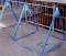 三角鉄棒(移動式)
