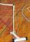 視覚障がい者用テニス支柱