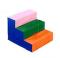 ステップ3段(ブロックシステムマット)