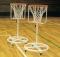 ツインバスケット台